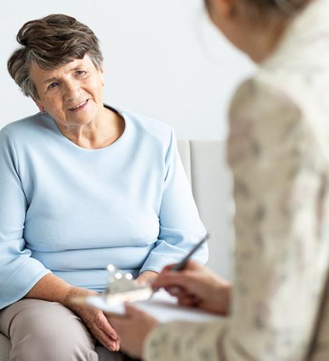Psychologie pour personne atteinte de la maladie d'Alzheimer