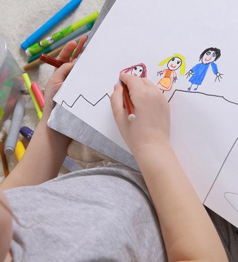 Psychologie de l'enfant par le dessin