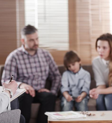 Thérapie en famille